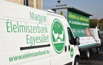 Mintegy 221 tonna élelmet juttatott a rászorulóknak a Magyar Élelmiszerbank Egyesület