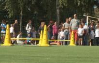 Elsősök és szülők sorversenyeztek