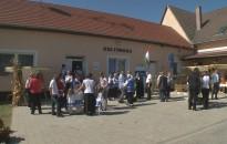 Kultúrházat avattak