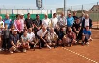 Kapronca – Kanizsa teniszmeccs, kanizsai győzelemmel