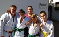 Három éremmel tértek haza az NTE judosai