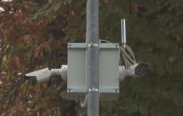 Újabb fejlesztés: átadták a kibővített térfigyelő kamerahálózatot