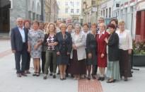 50 év után találkoztak a Thury György Közgazdasági Technikum végzősei