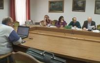 Ülésezett a helyi választási bizottság
