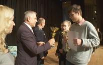 A Thúry-iskola 9. B és 10. C osztálya nyerte az Útvesztők-útkeresők bűnmegelőzési akadályversenyt