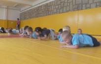 Az egészséges életmód és a mozgás népszerűsítése jegyében rendeztek programokat a hét első felében a Piarista-óvodában