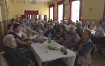 Megünnepelte az idősek napját a MOL Bányász Nyugdíjas Klub