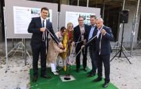 Ünnepélyes alapkőletétel Balatonszemesen – indul a MIA-Balaton építése