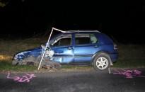 Szarvas ugrott az útra: két sérült, két összetört autó