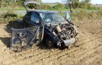Hétfőn tíz balesetnél intézkedtek a zalai rendőrök