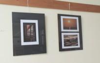 Kasza Viktória fotóiból nyílt kiállítás a Rozgonyi-iskolában