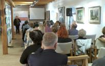 Konferenciával emlékeztek Balázs Lászlóra és az '56-os forradalom kanizsai áldozataira a Magyar Plakát Házban