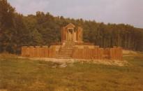 Emlékek a Csónakázó-tavi számháborúk helyszínéről