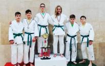 Remekeltek a kanizsai judokák