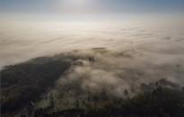 Köd Zalában