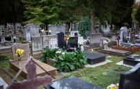 Csütörtöktől változik a forgalmi rend a Tripammer utcai temető környékén