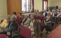 Az időseket ünnepelték a református gyülekezetben
