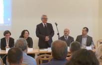 Foglalkoztatási paktumkonferenciát tartottak a HSMK-ban