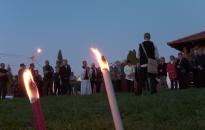Miklósfán is tűz gyulladt a székely autonómiáért