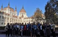 Az Adria partjáról jöttek: zadari bírók ismerkedtek a magyar igazságszolgáltatással