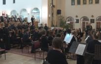 A Felsőtemplomban adott koncertet a Zala Szimfonikus Zenekar