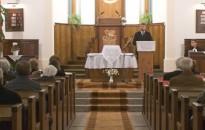 Közös istentiszteleten vettek részt a kanizsai evangélikus és református hívek a reformáció emléknapján