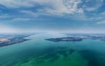 Turisztikai szakértő: a Balaton partvonalának szabályozásánál fontos szempont a környezetvédelem és a tájrendezés