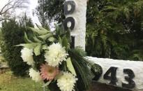 A II. világháború áldozataira emlékeztek a Tripammer utcai temetőben