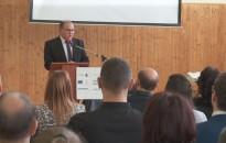 Mikrovállalkozási konferenciát tartottak a Zsigmondy-iskolában