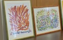 Dekoratív festménylenyomatokat adományozott az Egységszív Alapítvány a Kanizsai Dorottya Kórháznak