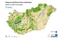 Elkészült az ország ökoszisztéma alaptérképe