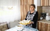GasztroKanizsa: Kacsahúsleves, dióval töltött kelt kukoricaprószával