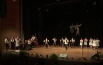 Gálaműsort adott a Kanizsa Táncegyüttes