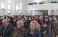 Hálaadó istentiszteletet tartott a református gyülekezet