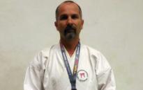 Bronzérmes a kanizsai karatemester