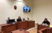 Távmeghallgatás először a Zalaegerszegi Törvényszék és az Eisenstadt-i Tartományi Bíróság között