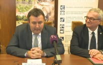 Nagykanizsán tárgyalt Palkovics László innovációs és technológiai miniszter
