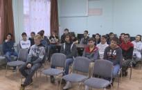 AIDS ellenes világnap a Zsigmondy-iskolában