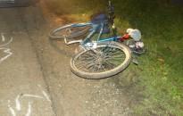 Súlyosan megsérült a biciklijével eleső 88 éves férfi