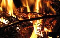 Katasztrófavédelem: kétszer annyi a lakástűz az adventi időszakban
