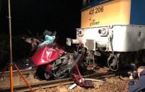 Nőtt a halálos balesetek száma a vasúti átjárókban