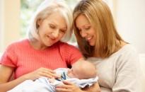 A parlament bevezette a nagyszülői gyedet