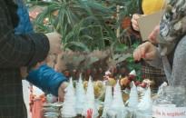 A karácsonyra hangolódnak a Nagykanizsai Család- és Gyermekjóléti Központ munkatársai is