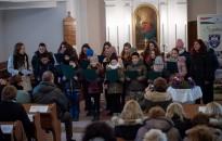 Adventi kórustalálkozót tartottak Szepetneken