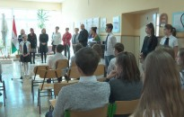 A szóbeli fordulójához érkezett tegnap a Kőrösi-iskola idegen nyelvi versenye