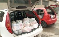 170 tartósélelmiszer-csomagot állított össze a nagykanizsaiaknak köszönhetően a Magyar Vöröskereszt Idősgondozási Központja