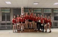Országos bajnokságon vettek részt a Premier Táncklub növendékei