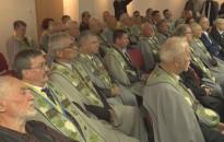 Nagykanizsán rendezte meg éves díszközgyűlését a Da Bibere Zalai Borlovagrend