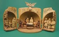 Magyar kézműves-sikerek a nemzetközi betlehem-kiállításon