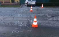 Súlyosan sérült a tolatás közben elsodort biciklis